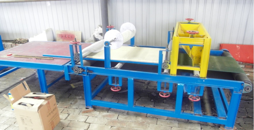 EPS foam coating machine