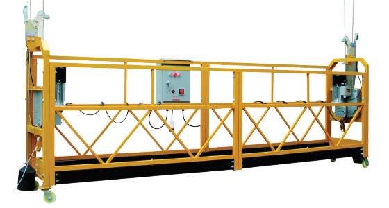 Electric Suspended Platform
