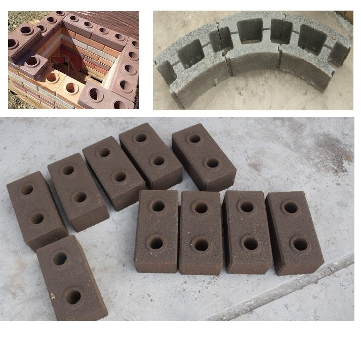 interlock clay brick