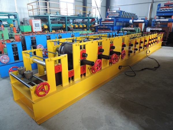 steel roll forming machine for exporting