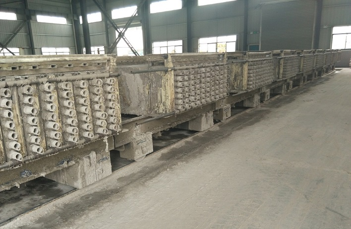 Hollow core Wall Panel Factory