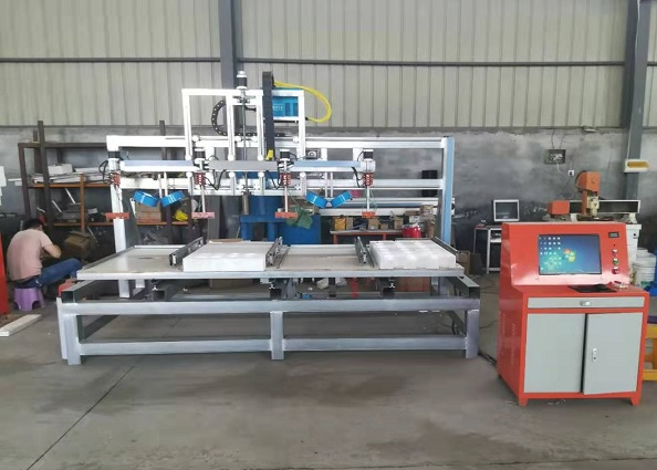 CNC Foam Router for cutting EPS packing material