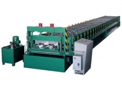 Galvanized Decking Roll Forming Machine