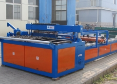 Welded Wire Mesh Making Machine for rolls or panels
