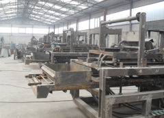 hydraulic concrete brick making machine