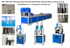 Steel Tube End Forming Machine