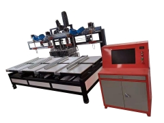 EPS foam free mold cutting machine for styrofoam protection packaging