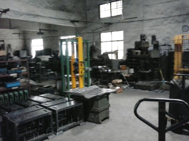 Spare Parts Processing